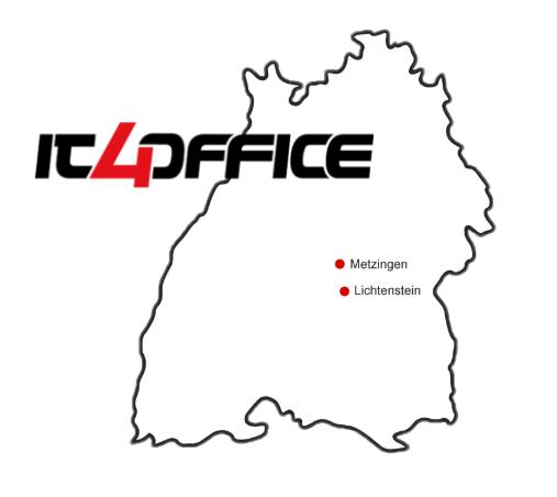 Docbox | it4office - Lageplan